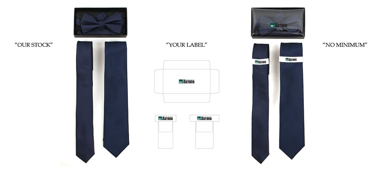 Our stock - Your label